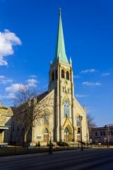 St. Hedwig Catholic Church (Eridony (Instagram: eridony_prime)) Tags: toledo lucascounty ohio lagrange polishvillage church placeofworship constructed1891 catholic