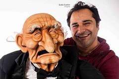 O Ventríloquo, Seu Antenor e o ator Warley Santana (Luiz Leite7) Tags: luzes brilho olhares olhar poses claro escuro cabelo olho boca braços roupas fundo vestido maquiagem sãopaulo brasil