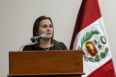 "Ministra inauguró ""V Congreso de la Coordinadora Nacional de Afectados por la Violencia Política"" • <a style=""font-size:0.8em;"" href=""http://www.flickr.com/photos/156664909@N08/35078436593/"" target=""_blank"">View on Flickr</a>"