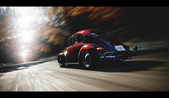 Beetle (Thomas_982) Tags: gt5 cars auto gt6 volkswagen vw käfer beetle 1200 red germany ps3 ps4 gran turismo outdoor street classic