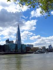 117#83 Portrait format (Pat's_photos) Tags: london shard river thames 11783