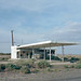 abandoned service station. mojave desert, ca. 2014.
