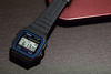 A classic (jasohill) Tags: resistwater f91w classic casio old awesome watch 2017 plaster wrist japan neat