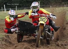 Sidecar Moto X (welloutafocus) Tags: sidecar classic racing outfit scrambling mx