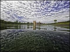 Vijver Heemskerk (glessew) Tags: heemskerk vijver pont assemburg