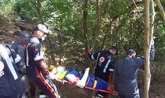 Acidente com caminhão de entrega de Muriaé deixa um morto e dois feridos na BR-116 (portalminas) Tags: acidente com caminhão de entrega muriaé deixa um morto e dois feridos na br116
