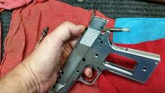 1911 Pistol, Fusion Firearms- Gun smithing (Fusion Precision Engineering) Tags: 1911coltpistol colt pistol m1911 m1911a1 custom1911pistols 9mm 45acp 40sw 10mm 38super 9x23 400corbon firearms 1911parts 1911assemblies lpasights fusion fusionfirearms guns usa