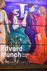 edvard munch through oct 9th (pbo31) Tags: sanfrancisco california nikon d810 color july 2017 summer boury pbo31 soma sfmoma show art artist modern painting edvardmunch