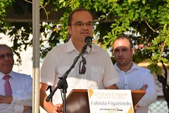 Autárquicas 2017: Apresentação de candidatura de Fabíola Figueiredo à Câmara Municipal de Seia