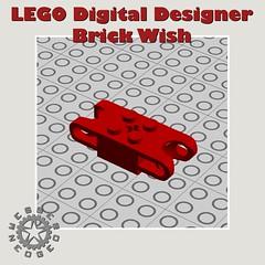 16 (messerneogeo) Tags: messerneogeo lego brick wish