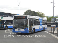 N.A.T Group 353 (Welsh Bus 17) Tags: natgroup vdl sb180 mcv evolution 353 yj65kgv newport