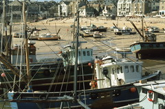File0722a_C (Kernowfile) Tags: cornwall stives harbour water boats cottages sand beach