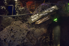 (LegionCub) Tags: casabonita theme restaurant denver colorado sony a6000 blackbart cave haunted scary pirate ghost skull classic spooky entrance signage