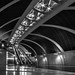 Subway Station (ramstyle pictures) Tags: subway subwaystation ubahn ubahnstation architecture architektur monochrom backwhite schwarzweis sw bw ramstyle ramstylepictures darkstyle darkstylepictures nikon