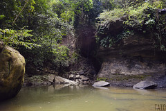 Cascada (Tato Avila) Tags: colombia tolima prado naturaleza nikon colores cálido landscape paisaje arboles agua cascada rock roca vegetal