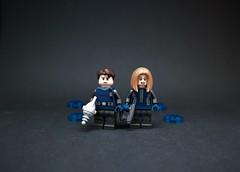 Valérian et Lauréline (ⒽⓄⓅⒺ) Tags: lego luc besson valerian laureline space alpha
