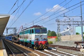 E656.592 MIR MERCI MRV 50633 Torino Orbassano F.A. - Foggia