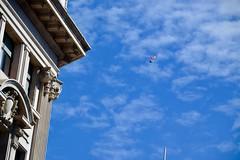 (Giramund) Tags: londonpride lgbt celebration colourful rainbow sky balloon clouds loveislove equality