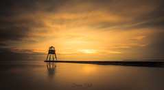Last Light (Simon Rich Photography) Tags: dovercourt harwich lighthouse sea coast coastline sun sunset clouds groyne still calm longexposure essex east anglia colours simonrich simonrichphotography mrmonts canon seascape landscape
