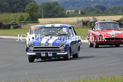 _JCB3169a (chris.jcbphotography) Tags: classic sports car club croft northern race circuit jcbphotography ford lotus cortina stephen reed adams page swinging sixites