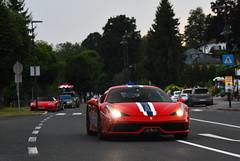 Ferrari 360 Spider - Ferrari 458 Speciale (MarcoT1) Tags: ferrari 360 spider 458 speciale austria österreich velden am wörthersee sportwagenfestival 2017 nikon d5600 50mm