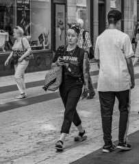 Girl...    Stockholm / Sweden (mikeback-streetphotography) Tags: blackandwhitephotography blackandwhite black bnw blackwhite bw urban urbanart urbanwalls people photography photographer photo photooftheday streetphotographers stockholm streetphotography sweden street streetart streetarteverywhere streetartistry streetlife streetphoto streetstyle girls tattoes monochrome mono monochromatic woman gatufotografi girl mikebackstreetphotography mike back