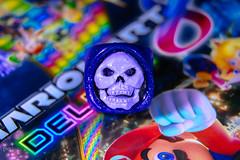 Jelly Reaper + MK8 (iArson) Tags: mario kart reaper bro caps brocaps artisan dank