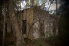 Abandoned in the Swamp (Mike McCall) Tags: copyright2017mikemccall photography photo image southern georgia usa vernacular culture south america thesouth river altamaha water swamp abandoned building store bait tackle business ushwy301 route301 cinderblock