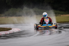 Karting in the rain (MX Man) Tags: canon7 d mark ii 70200 f28 karting rain fast corner spray water danger speed racing