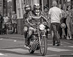 Barton Bike Night 2017 - North Lincolnshire (SteveH1972) Tags: motorbike people person blackandwhite monochrome bw man woman 2017 outside outdoor outdoors bartonuponhumber bartonbikenight bike bikes bikenight canon7d 7d canon70200lf28usmnonis nonis 70200