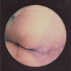 (Martin PEREZ 68) Tags: nude desnudo closeup woman girl panties polaroid polaroidsx70 sx70 impossibleproject impossible instant instantfilmcolor colorsx70 roundframe analog