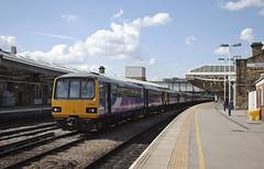 Northern DMU's at Sheffield 09/07/2017 (Flash_3939) Tags: 144003 144012 158907 142067 142053 142027 class144 class142 class158 dmu dieselmultipleunit northern sheffield shf station fone rail railway train uk july 2017