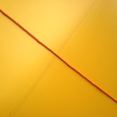 Summer Lines (YIP2) Tags: abstract minimal minimalism simple less line linea detail diagonal geometry wall pattern square design yellow