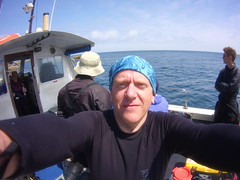 Diving Selfie (Rob Dickson) Tags: scuba diving islesofscilly scillies scilly