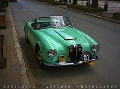 1956 Lancia Aurelia B24 Cabriolet (Vasileios Papaidis - Historic Automotive Promotion) Tags: lancia aurelia italian classic auto collectible