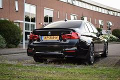 BMW M3 F80 2016. (Marco Leeuwestein) Tags: bmw m3 f80 sedan black 450 hp nederland papendrecht nikon d3300 35mm f18
