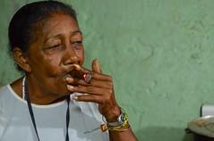havana (eva.pave) Tags: portrait women lady cigar smoking havana cuba old