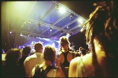 (Laura Marchini) Tags: colours kodak 35mm film filmisnotdead kodakmoment nikon nikonitalia nikonfm2 analog analogue photography nights xavierrudd concert girls summer spring jewel lake italy