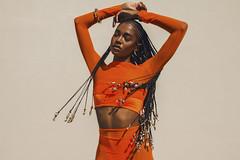 Culture (nigelelli0tt) Tags: red fashion style culture nigelelliott nigelliott cheyennekimoraswim cheyennekimora