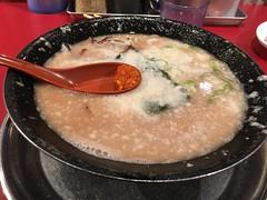 火の国文龍 (ひろやん) Tags: kumamoto japan iphone apple 熊本県 日本 ラーメン food 食べ物