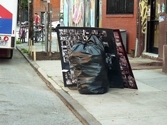 Discarded Memories (paulsvs1) Tags: anicca photoboard abandoned discarded urban streetphotography brooklyn nyc newyorkcity panasonic dmcfz35