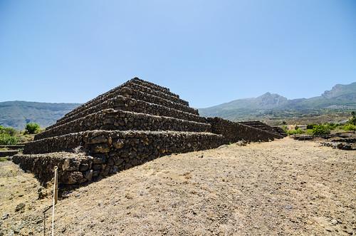 Piramides de Guimar VII