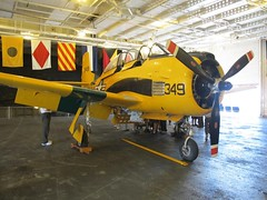 """North American T-28B Trojan 1 • <a style=""""font-size:0.8em;"""" href=""""http://www.flickr.com/photos/81723459@N04/35714592600/"""" target=""""_blank"""">View on Flickr</a>"""