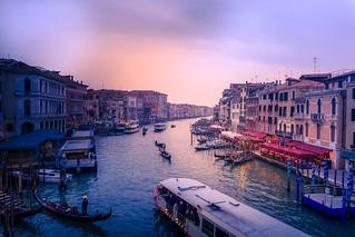 Grand Canal Venedig