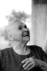 03-8 (BeePhoto Aukse Bajer) Tags: old lady 100year wrinkles happy