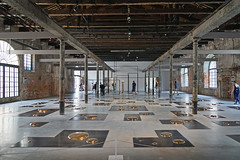 """Square"" de Liu Jianhua (Biennale de Venise 2017)"