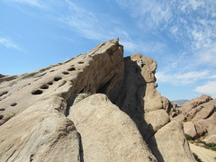 Vasquez Rocks, Sierra Pelona Mountains, Agua Dulce CA (25) (leiris202) Tags: vasquezrocks sierrapelonamountains aguadulce california losangelescounty