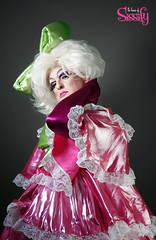 sissy (queerina) Tags: poofter pansy poof camp heavymakeup limpwristed petticoat queer dragqueen queen fag fairy flaming frock effeminacy effeminate sissify mincing mincer