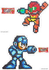 MegaMan and Metroid - M&M Mosaic - Flickr - Set of 2 (Kitslams Art) Tags: nintendo mm mosaics pixel art 8bit mario bros nes snes video game artist candy 8 bit arts yoshi toad megaman samus aran metroid boo shyguy bowers mushroom mosaicart mosaicartist mmmosaic rubikscubemosaic artwithitems artwithcandy artwithmms artwithrubikscubes rubikscubeart rubiksart mosaicdrawing drawingmosaic kitslamsart kitslam videogameart videogameartist videogamepixelart pixelart 8bitart 8bitartist nintendoart nintendoartist nintendopixel snesart nesart marioart marioartwork mariobrosart