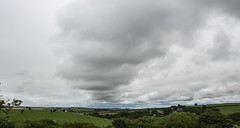 Pembrokeshire Cloudscape (Andy.Gocher) Tags: landscape andygocher canon100d europe uk wales westwales southwales pembrokeshire sky skyscape cloudscape clouds